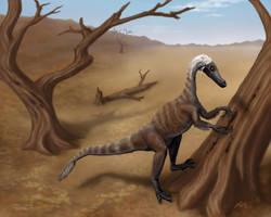 Haplocheirus sollers by MicrocosmicEcology