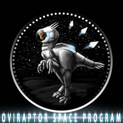 Oviraptor Space Program by MicrocosmicEcology