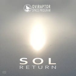 Oviraptor Space Program - Sol Return Track Art by MicrocosmicEcology