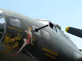 Memphis Belle by CitizenOfZozo