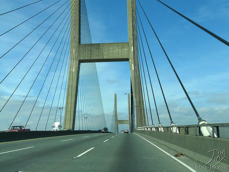 Alex Fraser Bridge by CitizenOfZozo