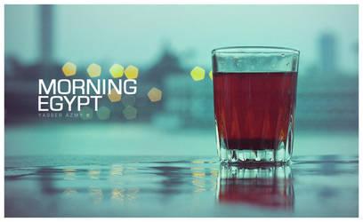 Morning Egypt by yas2er
