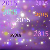 Happy 2015 by PrettyShadowj28