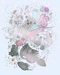 Deviantart 18th  Anniversary by PrettyShadowj28