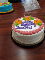 My Birthday  Cake by PrettyShadowj28