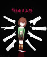 Blame it on me by C0ZZM0