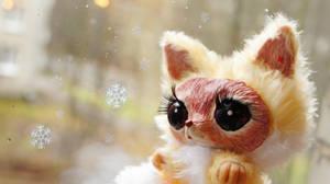 Little fox Snowflake by Werdiga