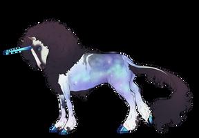 Boucle Unicorn Import A416 by SilveringOak