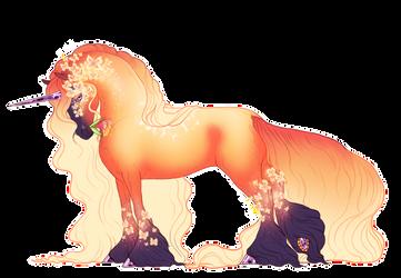 Boucle Unicorn Import E283 by SilveringOak
