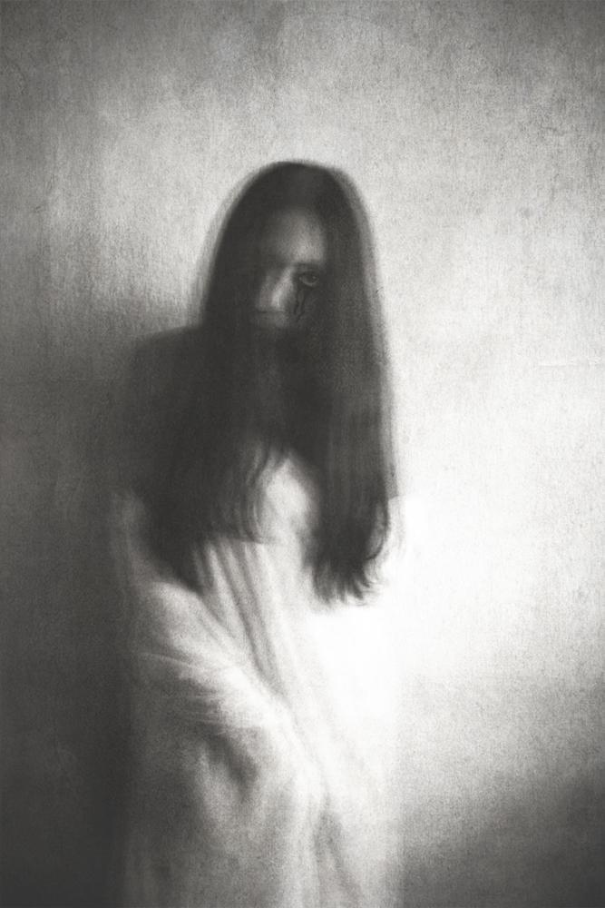 ... Mermaid- (Black Tears) II by Callme-Ismael