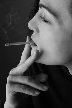 ... Smoke by Callme-Ismael