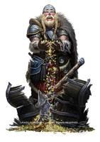 Ulfen Viking by Akeiron
