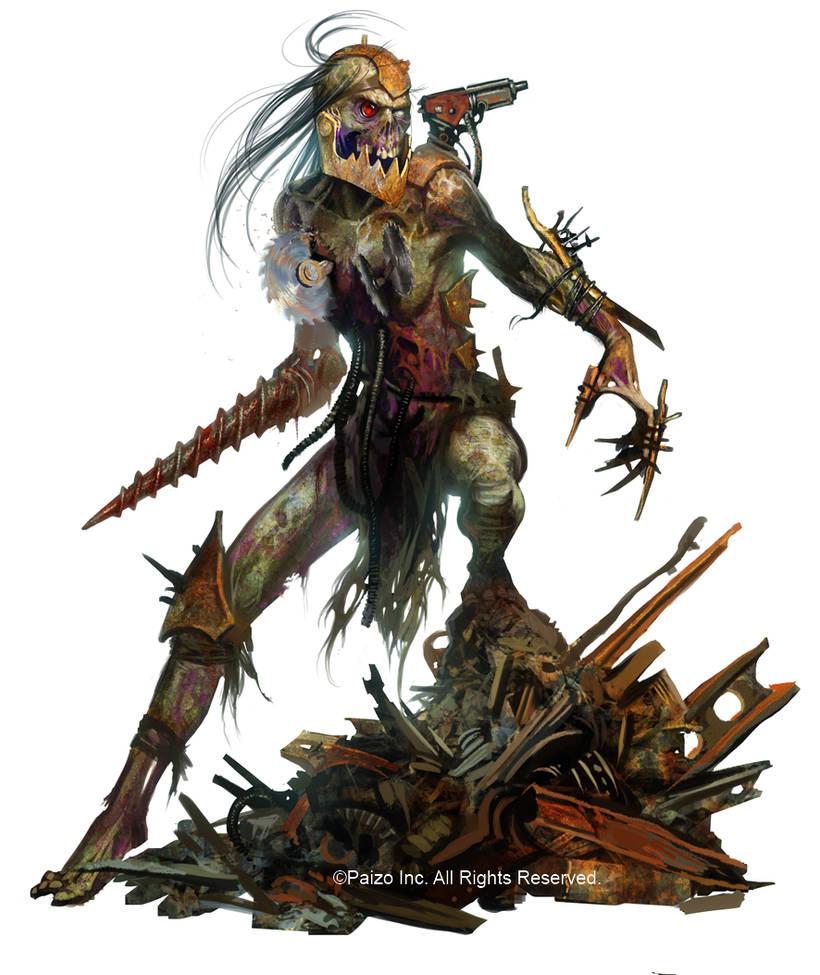 Rust Risen By Akeiron On Deviantart