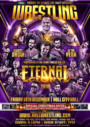 NGW UK Eternal Glory official poster artwork by THE-MFSTER-DESIGNS