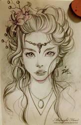 Midnight Fleur by zienta