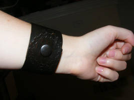 Leather Arm Band - Quake Fan Gears 3 by Dandy-L