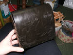 Leather Pouch/Satchel - DB7 by Dandy-L
