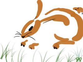 Bunny by Dandy-L