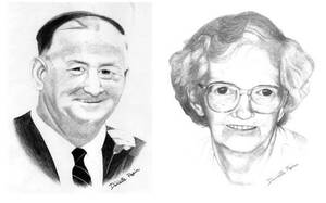 My Greatgrandparents by Dandy-L