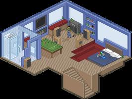 Dream Room 2 by rhysd