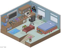Dream Room by rhysd