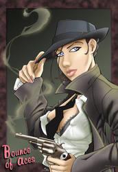 BOA Poster - Detective Jane by TheBandito