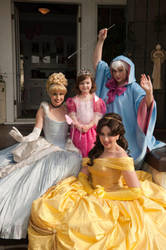 3 Disney Gals by trueenchantment