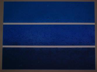 Azul by abstractalan