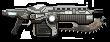 Lancer Assault Rifle by starvingartist
