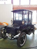 1913 Detroit Electric Car by rlkitterman