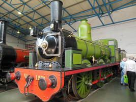 NER Long-Boiler Engine 1275 by rlkitterman