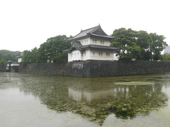 Imperial Palace Moat by rlkitterman