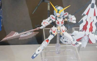 Armor Girls Project - Unicorn Gundam by rlkitterman