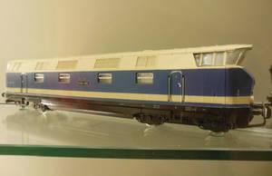 Deutsche Reichsbahn Diesel V180.059 by rlkitterman