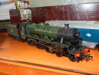 Bachmann BR 45552 Silver Jubilee by rlkitterman