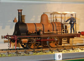 LBSCR 0-4-0 Well Tank 400 by rlkitterman