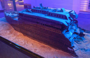 RMS Titanic Wreck - Bow View 2 by rlkitterman