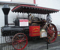 1898 Frick Steam Tractor No. 7785 by rlkitterman
