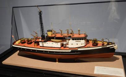 FDNY Fireboat FIRE FIGHTER by Grey McKay by rlkitterman