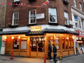 Tokyo Diner at Newport and Lisle by rlkitterman