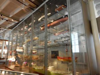 Wall of Tyne-Built Ships by rlkitterman