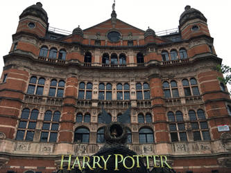 Harry Potter at the Palace on Cambridge Circus by rlkitterman
