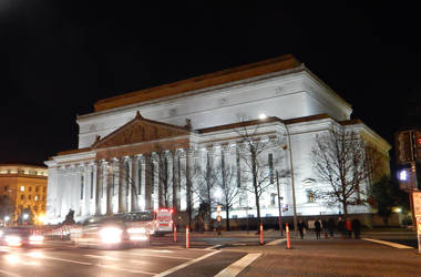 National Archives at Night by rlkitterman
