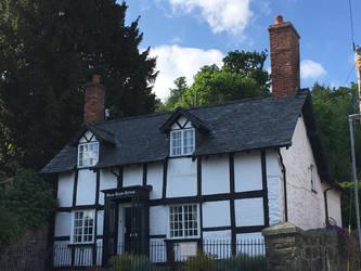 Grace Evans Cottage by rlkitterman