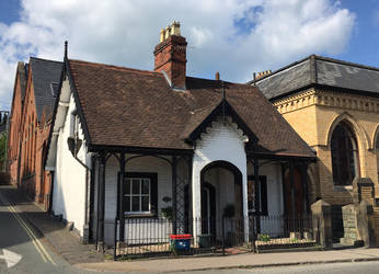 Welshpool Museum Cottage by rlkitterman