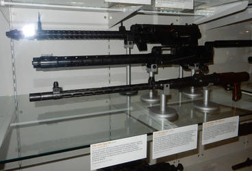 IJA Type 98, IJN Type 97, and IJA Ho-103 MGs by rlkitterman