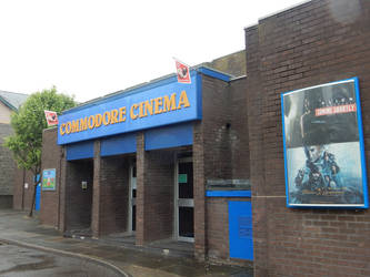 Alien and Pirates at Commodore Cinema by rlkitterman