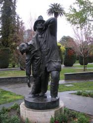 California Firefighters Memorial by rlkitterman