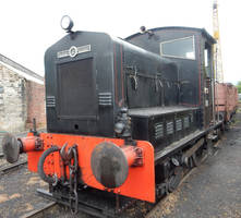 Reyrolle Armstrong-Whitworth Diesel No. 2 by rlkitterman