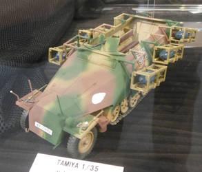 Tamiya 1/35 Stuka zu Fuss at SHSq by rlkitterman
